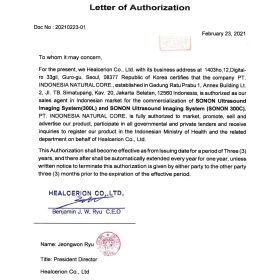 Photos Healcerion_Letter of Authorization healcerion_letter_of_authorization